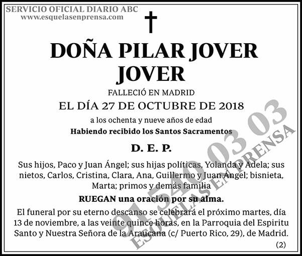 Pilar Jover Jover